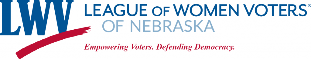 LWV of Nebraska Logo