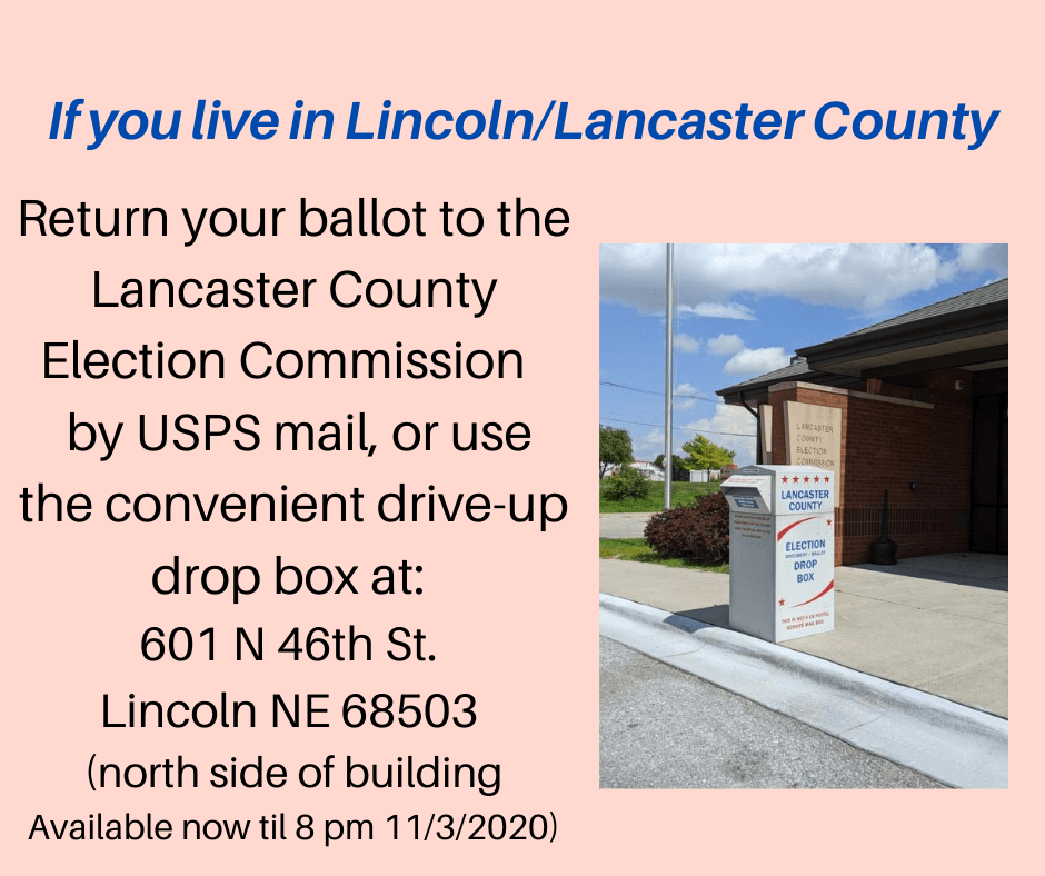 Lancaster County Drop Box
