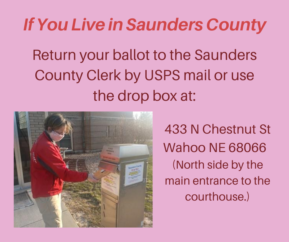 Saunders County Drop Box