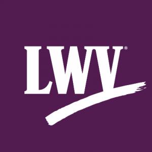 LWV purple logo
