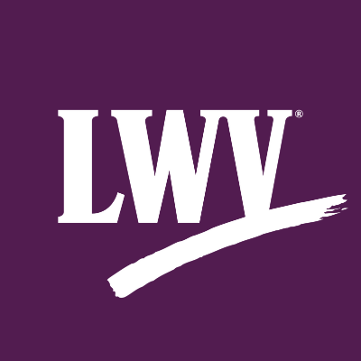 LWV purple logo