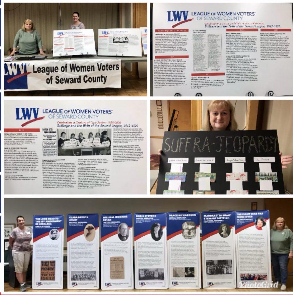 Cropped Seward 4th of July 100th Anniversary Panel Display